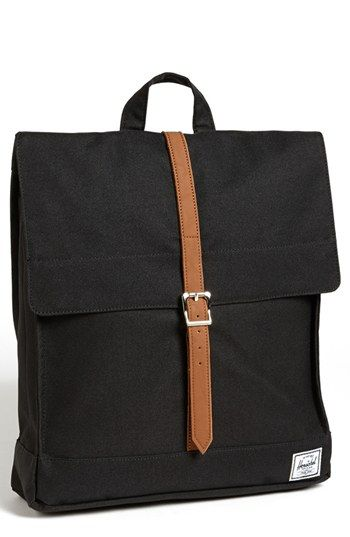 f2117462b79 Cool knapsack style defines a vintage backpack crafted from durable  synthetic canvas. Free shipping and returns on Herschel Supply ...