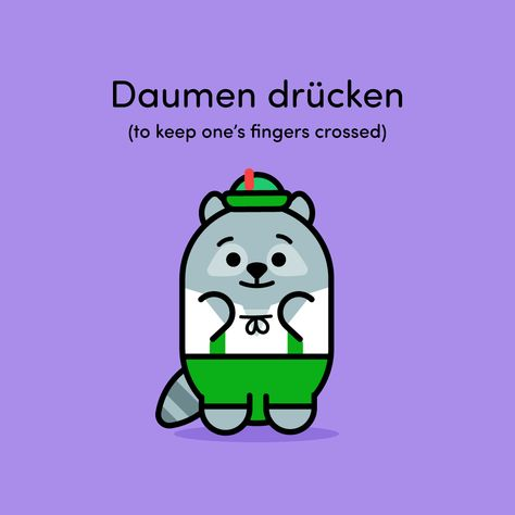 Funny German Words, German Grammar, Learn German, Learn French, Learn English, German Language Learning, Study Motivation, Idioms, Decir No