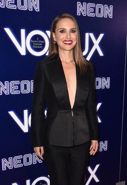 Natalie Portman attends the premiere of Neon's 'Vox Lux' at ArcLight Hollywood.