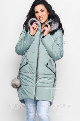 c3bddd3bb3ea Зимняя женская куртка с натуральным мехом - 4536679 | Пальто,куртки ...