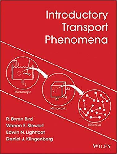 Introductory Transport Phenomena 1st Edition By R Byron Bird Ebook Free Books Online Price Book