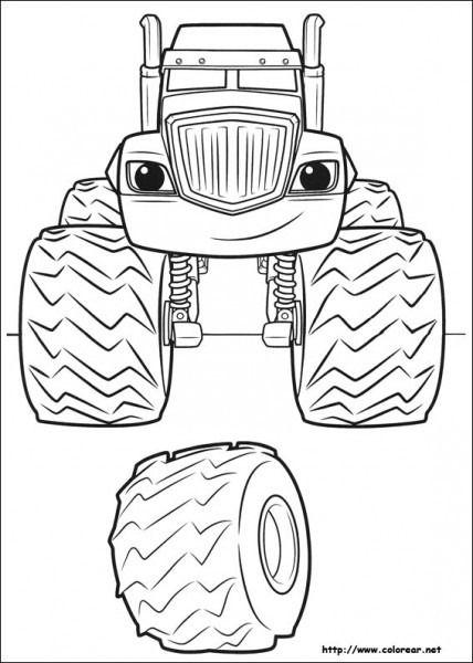 Imagenes De Bleis Para Colorear Monster Truck Coloring Pages Coloring Pages Truck Coloring Pages