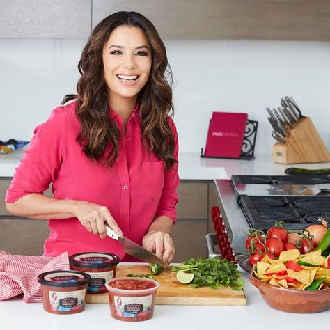 Evalongoria Has Partnered Up With Us To Create Eva S Kitchen
