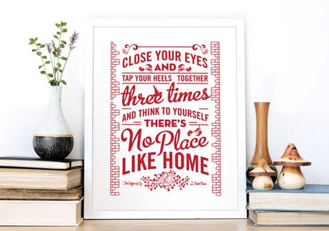 List Of Pinterest No Place Like Home Quotes Wizard Of Oz Products