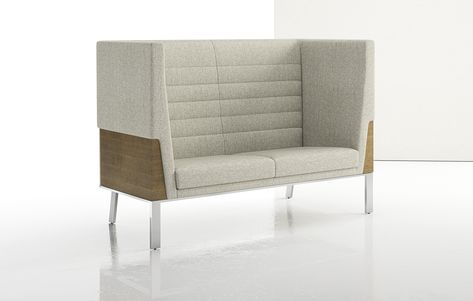 By combining pared down forms with an inspired mix of materials, Jess Sorel has created a contemporary seating collection that conveys warmth, as well as a formal elegance suited to executive environments, reception areas and lobbies.