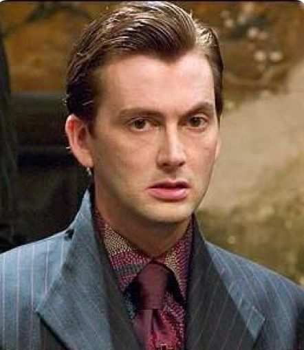 David Tennant Harry Potter Ambition 1 The Barty Crouch Jr David Tennant Appreciation Thread Barty Crouch Jr David Tennant David Tennant Harry Potter