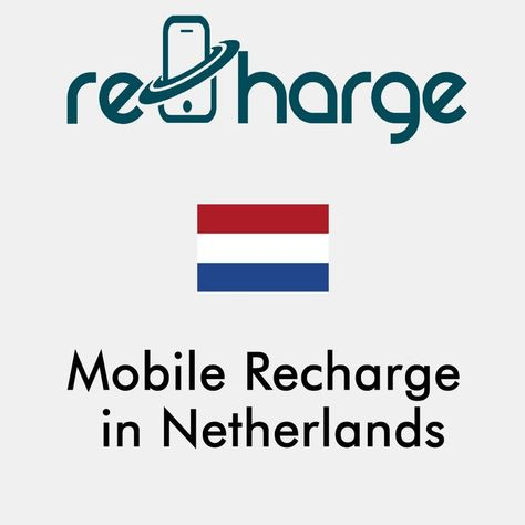 Mobile Recharge in Netherlands. Use our website with easy steps to recharge your mobile in Netherlands. Mobile Top-up Instant & Worldwide. You may call it mobile recharge, mobile top up, mobile airtime, mobile credit, mobile load or whatever you want #mobilerecharge #rechargemobiles https://recharge-mobiles.com/