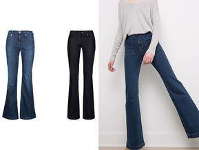 Jeans a zampa: i modelli più belli