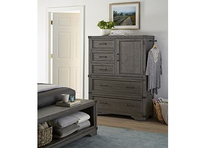 Vickery Creek Gentleman S Chest Find The Perfect Style Havertys Tall Cabinet Storage Furniture Master Bedrooms Decor