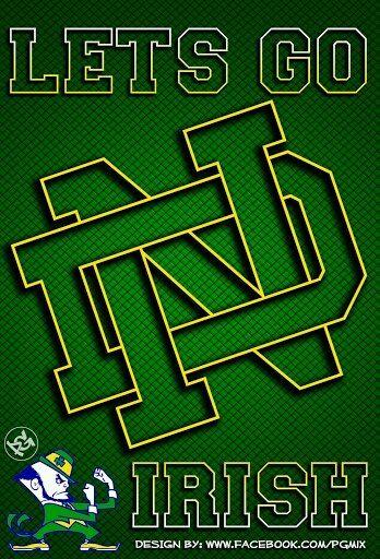 Let's Go Irish