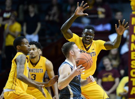 Gophers Basketball Pulls Away From Southwest Minnesota State In Final Exhibition Gopher Basketball Minnesota State Gopher