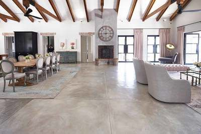 Featured Project Modern Barn House Cemcrete Finishes Used