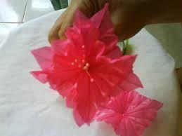 Gambar Bunga Dari Limbah Plastik Bunga