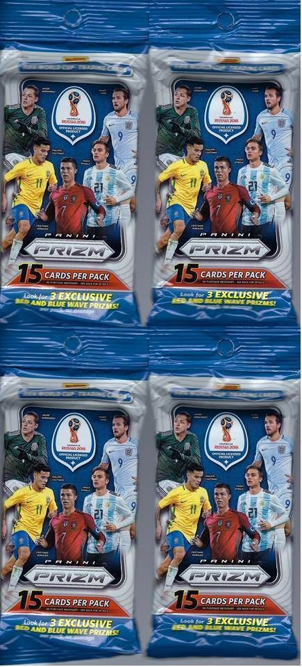Pin On 2018 Panini Prizm World Cup Soccer Trading Cards