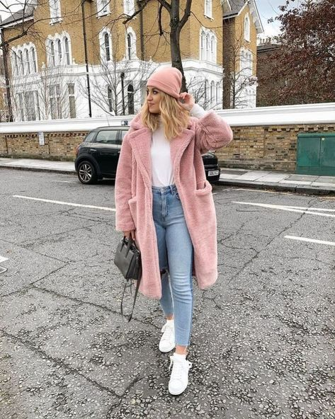 41 Cute Winter Outfit For Street Style To Wear Now
