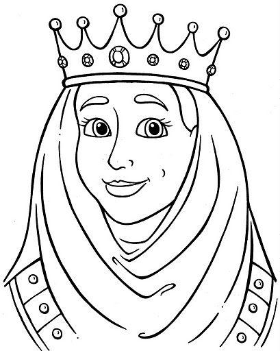 Queen Free Coloring Pages Coloring Pages Coloring Pages Free Coloring Pages Printable Coloring Book