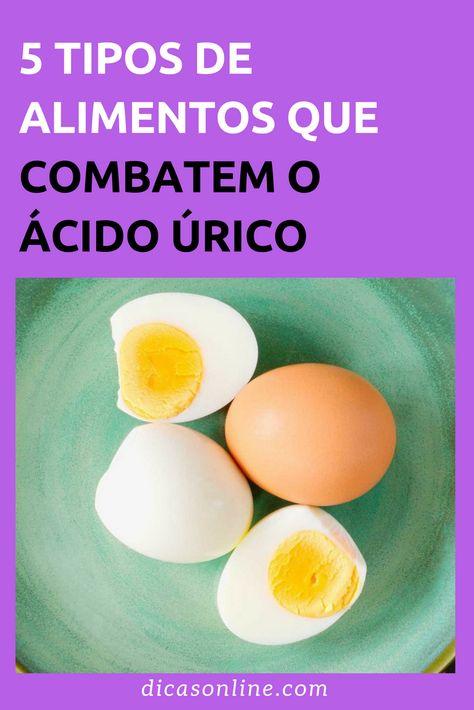 Alimentos Para Normalizar O Acido Urico Com Imagens Receitas