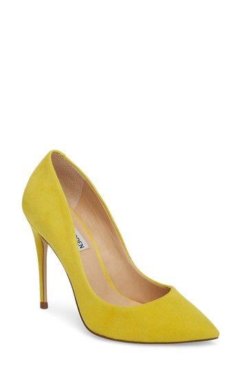 db1c8b39619 STEVE MADDEN DAISIE POINTY-TOE PUMP. #stevemadden #shoes # | Steve ...