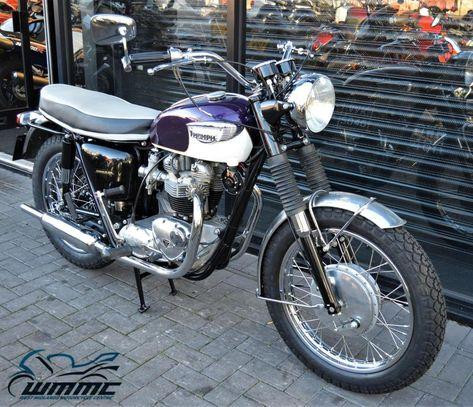 Ebay 1967 Triumph Bonneville T120r 650cc Matching Number