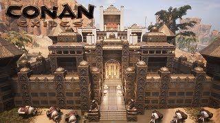 Conan Exiles Build Videos 9tube Tv In 2020 Conan Exiles Conan Architecture Building Design