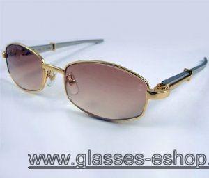 7fb50f9531 Cartier Sunglasses 1118248 In Silver