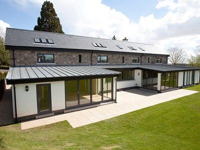 Seamlock Roof And Wall Cladding Systems Cost Effective Alternative To Traditional Lead And Zinc Roofing Cladding Systems Wall Cladding Residential Roofing