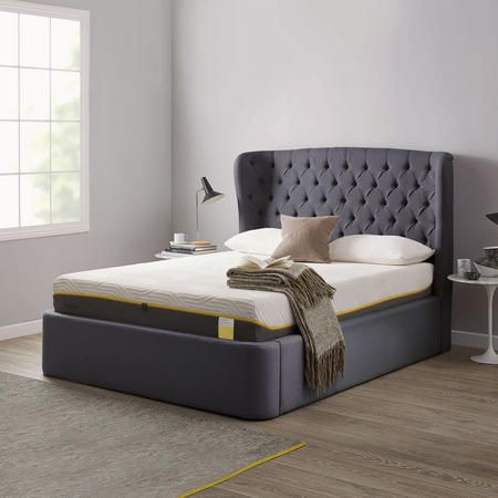 Outstanding Holcot Ottoman And Headboard Ash Grey Bedroom King Size Ocoug Best Dining Table And Chair Ideas Images Ocougorg