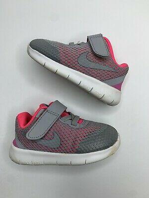 Nike Free RN Toddler Baby Girls Shoes