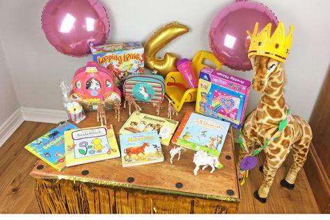 Schone Geschenke Zum 4 Geburtstag Kindergeburtstag 4 Jahrige