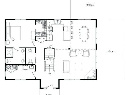 One Story Floor Plans With Basement Beautiful E Story House Plans With Basement New Home Elegant One In 2020 With Images Log Home Floor Plans Basement House Plans One Storey House