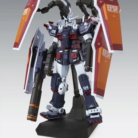 Mg Fa 78 Full Armor Gundam Thunderbolt Ver Ka Gundam Thunderbolt Gundam Gundam Toys