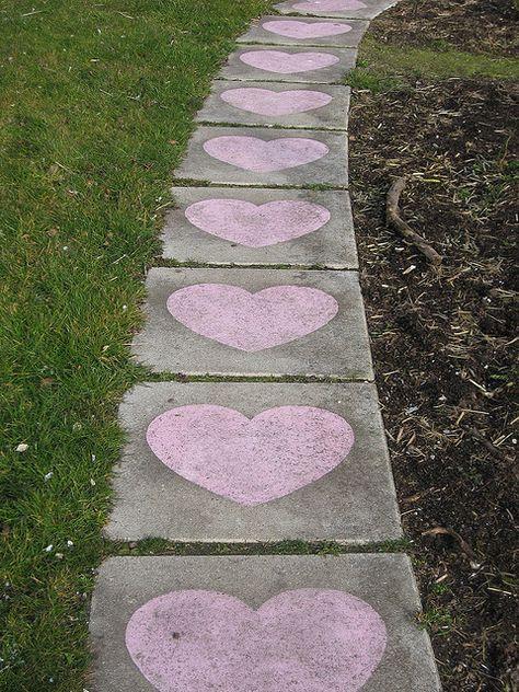 Path of love.
