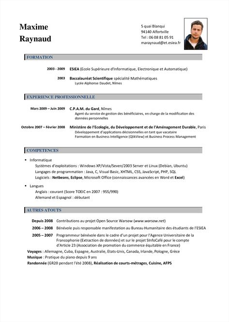 Resume Format Name Address Resume Format Resume Format Resume Format