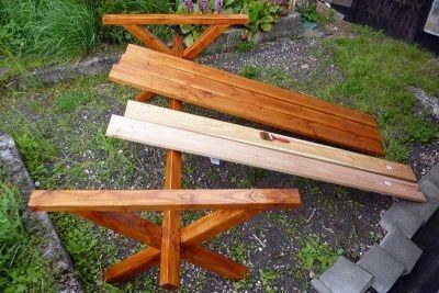Streichen Pallettablesdining Streichen Gartentisch Gartentisch Holz Diy Gartenmobel