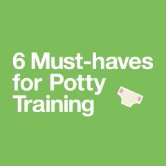 """Potty training is a big deal for you and your kiddo. Be ready for all the ups, downs, and moments in between as you help your tot achieve """"big kid"""" status."""