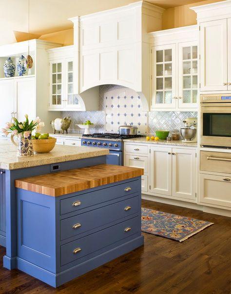 Uma cozinha tipica do interior