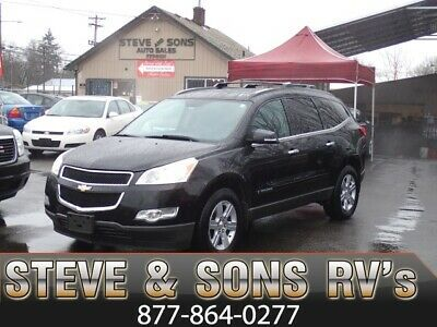 Ebay Advertisement 2009 Chevrolet Traverse Lt 2009 Chevrolet