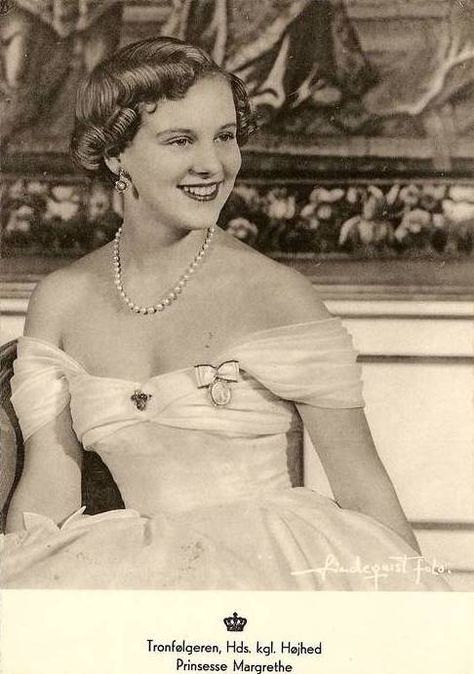 The Royal Watcher:  Queen Margrethe