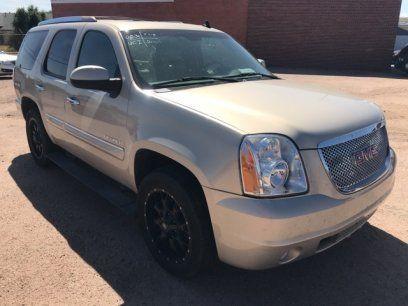 Used 2008 Gmc Yukon Awd Denali For Sale In Pueblo Co 81003