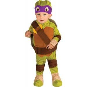 2020 Halloween Costumes Donatello Teenage Mutant Ninja Turtles Donatello Toddler Costume TMNT