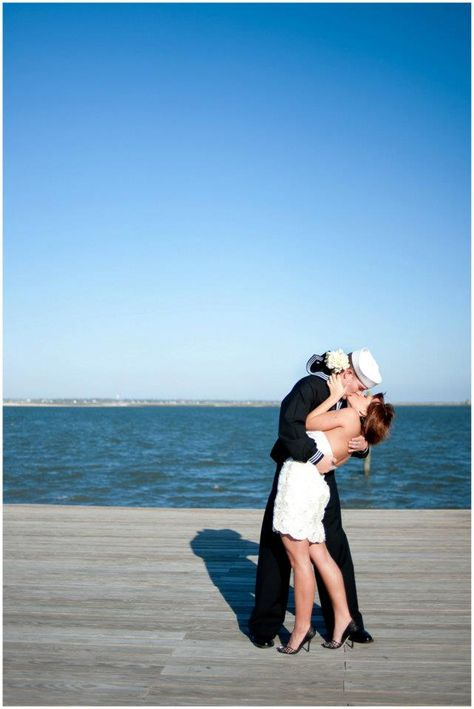 A Military Story: {Elopement} Nicole & Rees