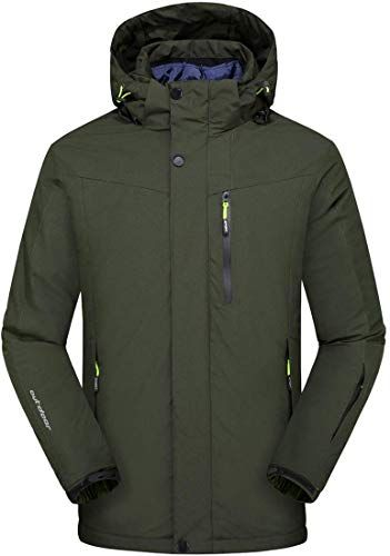 Enjoy Exclusive For Chartou Men S Versatile 3 In 1 Hooded Waterproof Insulated Jacket Detachable Puffer Liner Online Insulated Jackets Men S Coats And Jackets Real Leather Jacket