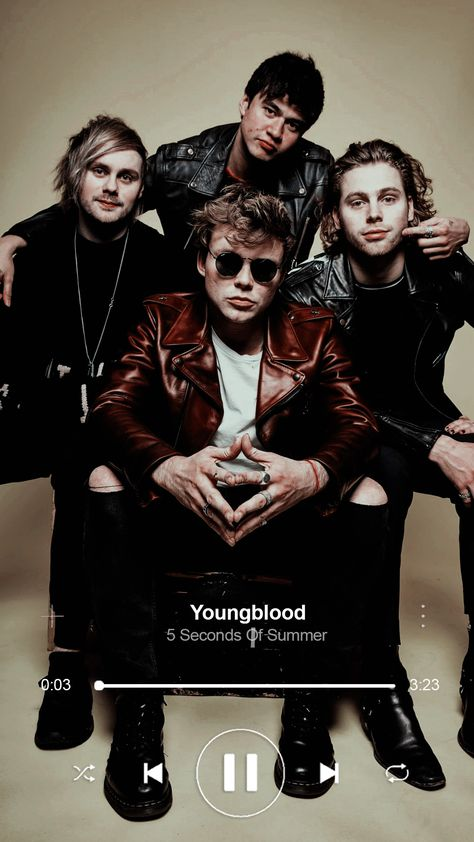 5 Seconds Of Summer Wallpapers by @kmorningstar_
