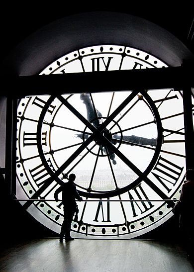 The clock window at Musee d'Orsay in #Paris adds to its claim as one of the world's most beautiful museums. #France #Europe