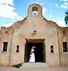 San Pedro Chapel Tucson Wedding