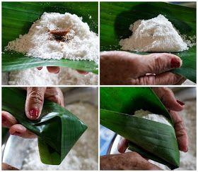 Indonesian Medan Food Ombus Ombus Pohul Pohul Itak Gurgur Penyajian Makanan Resep Makanan
