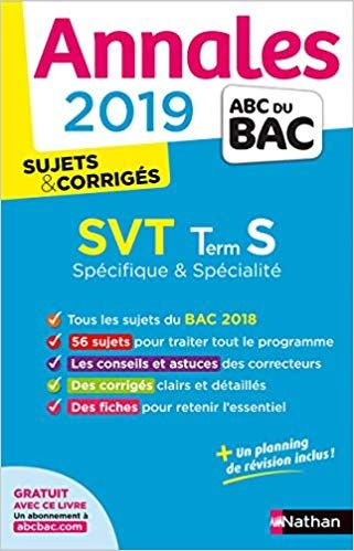 Telecharger Annales Abc Du Bac 2019 Svt Term S Spe Spe Complet Epub Pdf In 2021 Math Term Abc What To Read