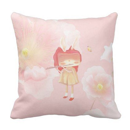 A Garden In My Heart Throw Pillow Zazzle Com Throw Pillows Pillows Custom Pillows