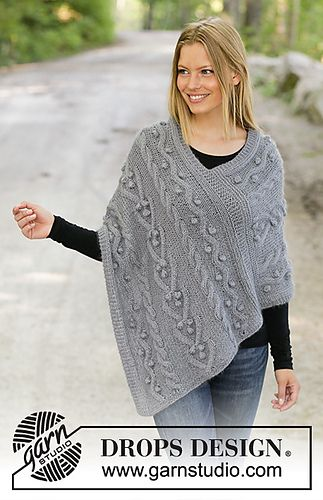 Ravelry: 195-9 Videira pattern by DROPS design