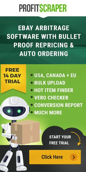 Ebay Dropship Never Have To Keep Inventory 14 Day Free Trial Vero Checker Hot Item Finder Bulk Upload No Getting Pictures No Writing De Selling On Ebay Ebay Drop Shipping Business